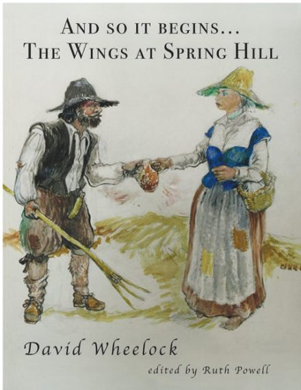 And So It Begins… The Wings at Spring Hill
