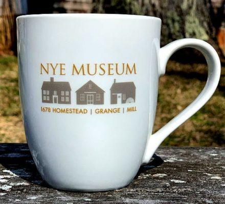 Nye Ceramic Mug