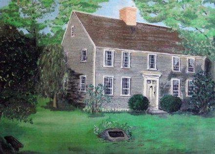 Print of Nye Homestead